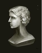 Buste de Sige-Domenv�, par Erana.