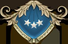Embl�me de la Guilde des Messagers, par Erana.