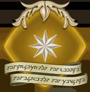 Embl�me de la Confr�rie des Implors de la Guilde des Messagers, par Erana.