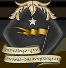 Emblème de la Main-Mandat de la Guilde des Messagers, par Erana.