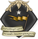 Embl�me de la Main-Mandat de la Guilde des Messagers, par Erana.