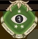Emblème du Corps des Notoires de la Guilde des Messagers, par Erana.
