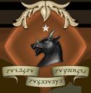 Embl�me de l'Ordre des Sceaux de la Guilde des Messagers, par Erana.