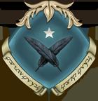 Embl�me de l'Ordre du S�rvent de la Guilde des Messagers, par Erana.