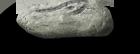 Petit morceau de kahrsed gravé, appelé ''kaoni''.